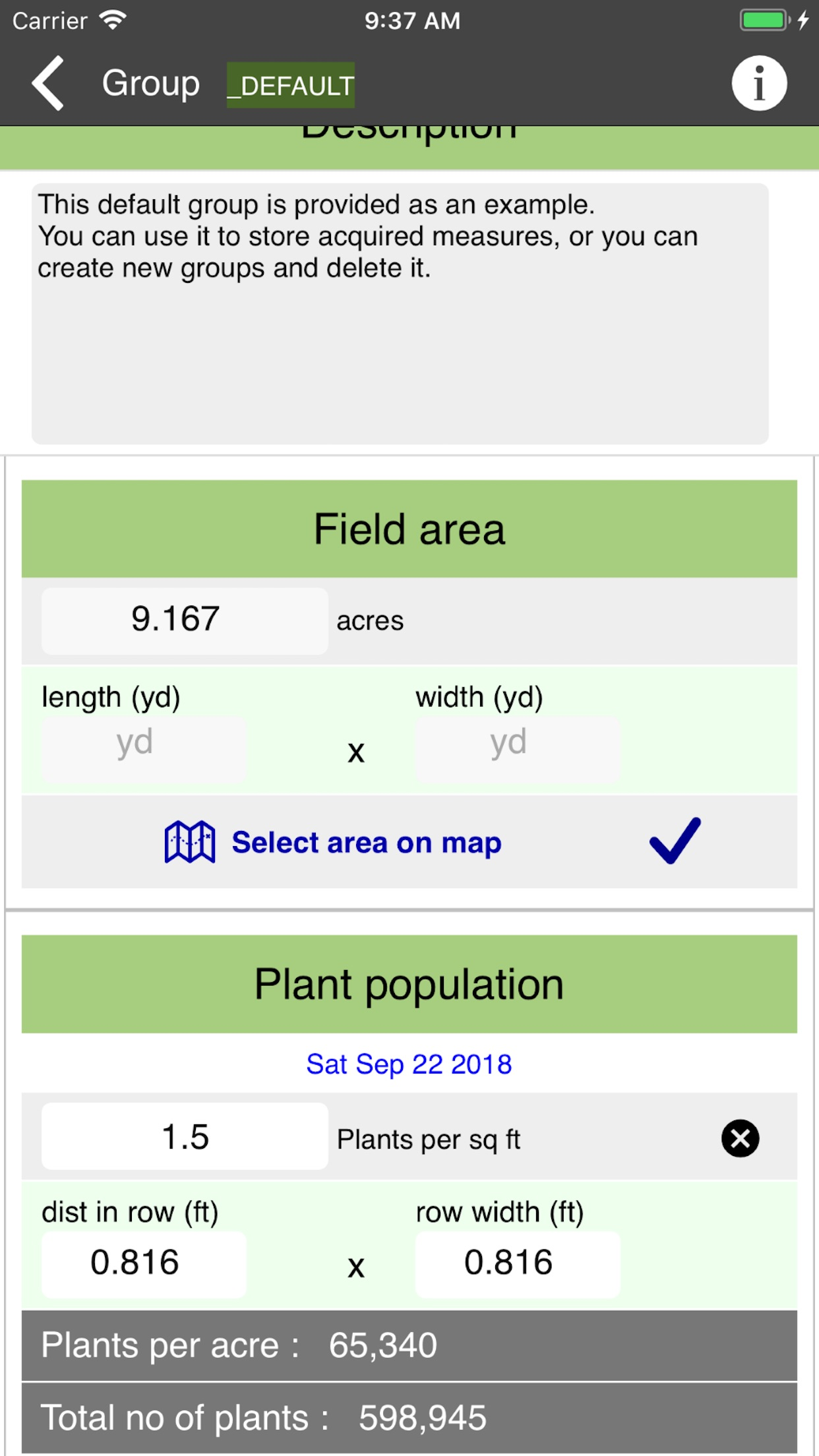 atLEAF free mobile screenshot 1