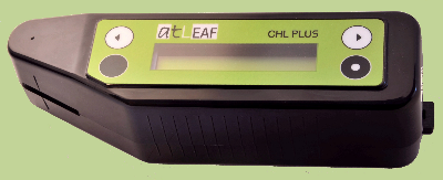 atLEAF CHL PLUS chlorophyll meter description