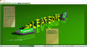 atLEAFSoft cholorophyll meter Software